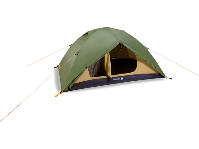 Nordisk Finnmark 2 PU Tent dusty green
